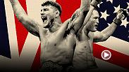 It's a legendary night when the UFC heads to Manchester, England for UFC 204 on Oct. 8. Icons Michael Bisping & Dan Henderson clash for middleweight title in rematch years in making. Plus legends Vitor Belfort & Gegard Mousasi hook up in co-main event.