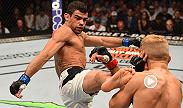 UFC commentator Joe Rogan previews the Fight Night Brasilia co-main event between Renan Barao and Phillipe Nover set for Saturday live and free on FS1.