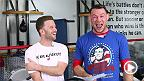 It's an off week for the official UFC rankings so we thought it would be the perfect time to bring you the funniest outtakes from the UFC Rankings Report. We give you Forrest Griffin and Matt Parrino in rare and embarrassing form. Enjoy.