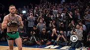 Watch the best clips and hear from all six fighters competing the championship bouts at the historic UFC 205 in New York City. UFC featherweight champion Conor McGregor said the city of NY is buzzing ahead of his title fight vs. Eddie Alvarez.