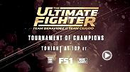 "With two electrifying fights, can the No. 15-seed pull off another shocking upset? Then can ""Danger"" survive a beast? Find out on an all-new The Ultimate Fighter tonight at 10pm ET on FS1."