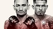 After UFC featherweight champion Conor McGregor relinquished the 145-pound title, Jose Aldo was promoted to champ and now Max Holloway and Anthony Pettis meet for the interim title in new UFC 206 main event.