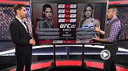 We go in-depth on the UFC 207 main event as John Gooden and Dan Hardy break down Amanda Nunes vs. Ronda Rousey in a brand new Inside The Octagon.