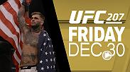 UFC correspondent Megan Olivia talks with UFC bantamweight challenger, Cody Garbrandt, about his upcoming co-main event bout against Dominick Cruz.