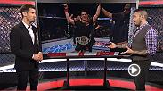 In your second episode of Inside The Octagon, John Gooden and Dan Hardy analyze the bantamweight title bout between champion Dominick Cruz and the undefeated Cody Garbrandt.
