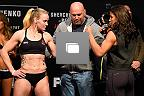 UFC Fight Night Denver Weigh-in Gallery