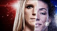 Joe Rogan previews the debut of the UFC's women's featherweight division, which features a title fight between former bantamweight champion Holly Holm and Germaine de Randamie.