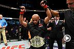 Fight Night Kansas City: Demetrious Johnson Octagon Interview