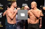 UFC 211 Weigh-in Gallery