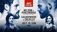 Don't miss Fight Night Glasgow on July 16 on FS1 featuring Gunnar Nelson vs Santiago Ponzinibbio, Joanne Calderwood vs Cynthia Calvillo, and Paul Felder vs Stevie Ray.