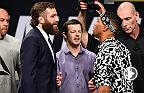 "Emotions are running high between Michael Chiesa and Kevin Lee ahead of their Fight Night Oklahoma City main event matchup this Sunday on FS1. Lee believes he's in Chiesa's head and ""Maverick"" is planning to destroy on fight night."