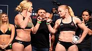 Watch Valentina Shevchenko defeat Holly Holm from their bout last July. Shevchenko will fight for the belt at UFC 213 against Amanda Nunes on July 8.