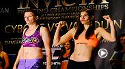 Watch Tonya Evinger take on Irene Aldana at Invicta FC 13. Evinger faces Cris Cyborg for the UFC women's featherweight title at UFC 214 on July 29.