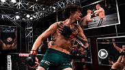 Check out the highlights from Sean O'Malley's victory during Week 2 of Dana White's Tuesday Night Contender Series.
