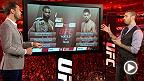 Dan Hardy and John Gooden are back to break down two title fights at UFC 214, the welterweight bout between Tyron Woodley and Demian Maia plus the women's featherweight bout between Cris Cyborg and Tonya Evinger.