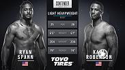 Watch again for free as contract winner Karl Roberson and Ryan Spann face off in week 3 of Dana White's Tuesday Night Contender Series.