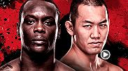 The stars of Fight Night Japan face off after media day. #6 ranked light heavyweight Ovince Saint Preux welcomes Yushin Okami back to the Octagon this Friday at 10pmET/7pmPT on FXX.