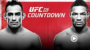 "Win-streaking Tony Ferguson prepares for his long-awaited title shot in the main event of a massive Las Vegas fight card, but local lightweight Kevin Lee intends to derail ""El Cucuy's"" plans in dramatic fashion."