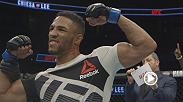Kevin Lee sits down with UFC correspondent Megan Olivi before his lightweight interim title fight against Tony Ferguson at UFC 216.