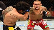 In his first lightweight fight in the UFC Dustin Poirier delivered an impressive Performance of the Night back in 2015. Next he faces the former lightweight champion, Anthony Pettis, in the main event of Fight Night Forfolk live on FS1.