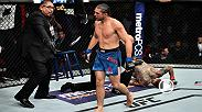 Watch Brian Ortega in the Octagon after his win over Cub Swanson at Fight Night Fresno.