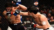 For this edition of Knockout of the Week, we look back at the meeting between Dooho Choi and Thiago Tavares. Choi headlines Fight Night St Louis against Jeremy Stephens Sunday January 14 on FS1.