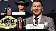 Hear from UFC superstars getting ready to headline the summer schedule of events across the globe, including Heavyweight king Stipe Miocic, light heavyweight champ Daniel Cormier, Bantamweight champ TJ Dillashaw, Cody Garbrandt and more.