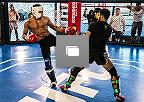 As part of his camp for Fight Night Atlantic City, Kevin Lee trained and the UFC Performance Institue. UFC.com was there to capture his sparring session with Yair Rodriguez. (Photos by Juan Cardenas)