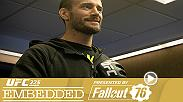 UFC 225 Embedded is an all-access, behind-the-scenes video blog leading up to the two world title fights on Saturday, June 9th on Pay-Per-View. Episode 4 features RDA, Megan Anderson, Robert Whittaker, CM Punk, Holly Holm and more.