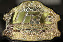 UFC 132 Pre-fight Press Conference: UFC Bantamweight Championship Belt