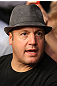 Actor and Comedian Kevin James in attendance at UFC 132.