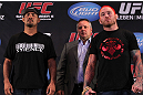 Mark Munoz vs Chris Leben