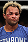 EAST RUTHERFORD, NJ - MAY 05:  Josh Koscheck looks on after being defeated by Johny Hendricks in thier Welterweight bout at Izod Center on May 5, 2012 in East Rutherford, New Jersey.  (Photo by Josh Hedges/Zuffa LLC/Zuffa LLC via Getty Images)