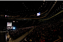 SAITAMA, JAPAN - MARCH 02: A general view of the arena as Wanderlei Silva weighs in during the UFC on FUEL TV weigh-in at Saitama Super Arena on March 2, 2013 in Saitama, Japan. (Photo by Josh Hedges/Zuffa LLC/Zuffa LLC via Getty Images)