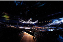 SAITAMA, JAPAN - MARCH 03:  A general view of the arena during the UFC on FUEL TV event at Saitama Super Arena on March 3, 2013 in Saitama, Japan.  (Photo by Josh Hedges/Zuffa LLC/Zuffa LLC via Getty Images)