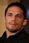 MONTREAL, QC - MARCH 14:  Jake Ellenberger interacts with media during the final press conference ahead of his UFC 158 bout at Bell Centre on March 14, 2013 in Montreal, Quebec, Canada.  (Photo by Josh Hedges/Zuffa LLC/Zuffa LLC via Getty Images)