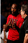 LAS VEGAS, NV - APRIL 13:  UFC fighter Jon Jones in attendance at the Mandalay Bay Events Center  on April 13, 2013 in Las Vegas, Nevada.  (Photo by Josh Hedges/Zuffa LLC/Zuffa LLC via Getty Images)  *** Local Caption *** Jon Jones