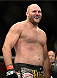 MILWAUKEE, WI - AUGUST 31:  Ben Rothwell celebrates after defeating Brandon Vera in their UFC heavyweight bout at BMO Harris Bradley Center on August 31, 2013 in Milwaukee, Wisconsin. (Photo by Jeff Bottari/Zuffa LLC/Zuffa LLC via Getty Images) *** Local Caption *** Ben Rothwell
