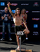 ABU DHABI, UNITED ARAB EMIRATES - APRIL 10:  Clay Guida poses as he weighs-in for UFC Fight Night 39 on April 10, 2014 in Abu Dhabi, United Arab Emirates. UFC Fight Night 39 will take place on April 11 at du Arena featuring Antonio Rodrigo Nogueira and Roy Nelson.  (Photo by Warren Little/Zuffa LLC/Zuffa LLC via Getty Images)