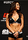 BALTIMORE, MD - APRIL 25: UFC Octagon Girl Arianny Celeste stands on stage during the UFC 172 weigh-in at the Baltimore Arena on April 25, 2014 in Baltimore, Maryland. (Photo by Josh Hedges/Zuffa LLC/Zuffa LLC via Getty Images)