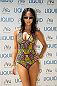 LAS VEGAS, NV - JULY 3:  Model and television personality Kenda Perez arrives at the UFC pool party during UFC International Fight Week at the Liquid Pool Lounge at the Aria Resort & Casino at CityCenter on July 3, 2014 in Las Vegas, Nevada. (Photo by Al Powers/Zuffa LLC/Zuffa LLC via Getty Images) *** Local Caption *** Kenda Perez
