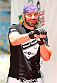 RIO DE JANEIRO, BRAZIL - OCTOBER 23:  Glover Teixeira holds an open training session for media inside Maracanã Stadium on October 23, 2014 in Rio de Janeiro, Brazil. (Photo by Josh Hedges/Zuffa LLC/Zuffa LLC via Getty Images)