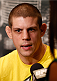 LAS VEGAS, NEVADA - JANUARY 29:  Joe Lauzon interacts with media during the UFC 183 Ultimate Media Day at the MGM Grand Hotel/Casino on January 29, 2015 in Las Vegas, Nevada. (Photo by Josh Hedges/Zuffa LLC/Zuffa LLC via Getty Images)