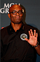 LAS VEGAS, NEVADA - JANUARY 29:  Former UFC middleweight champion Anderson Silva of Brazil poses for photos during the UFC 183 Ultimate Media Day at the MGM Grand Hotel/Casino on January 29, 2015 in Las Vegas, Nevada. (Photo by Josh Hedges/Zuffa LLC/Zuffa LLC via Getty Images)