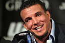 UFC 130 Press Conference: Frank Mir
