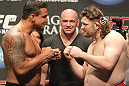 UFC 130 Weigh-ins: Frank Mir vs. Roy Nelson