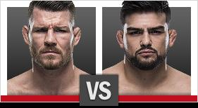 UFC Fight Night Bisping vs Gastelum