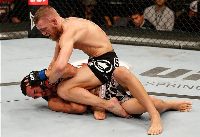 En UFC 189 será su sexta pelea en UFC