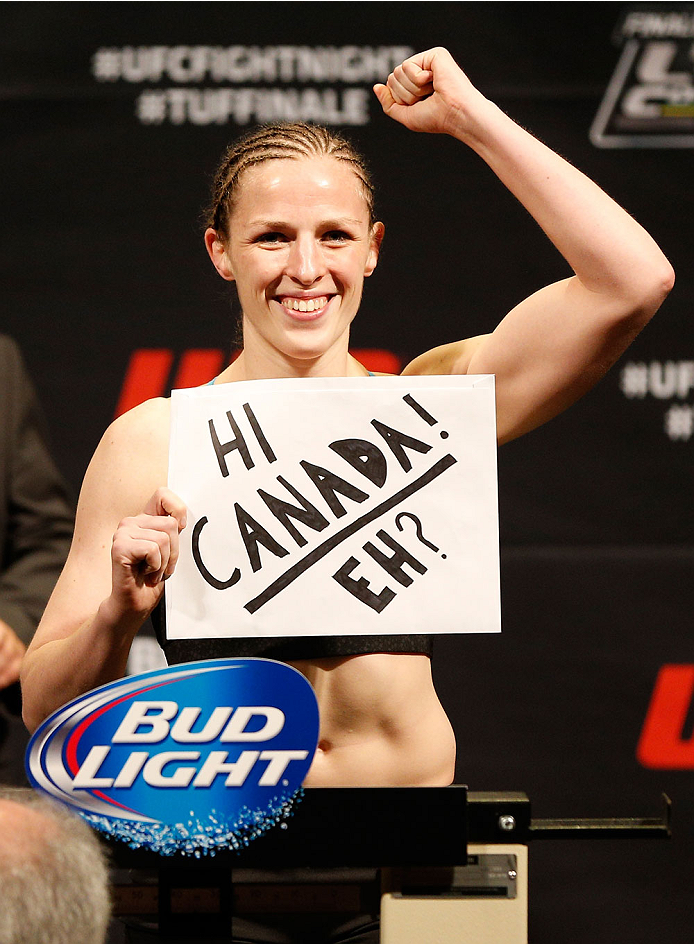Sarah Kaufman: Making Up for Lost Time | UFC ® - News